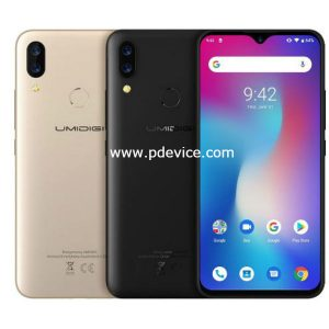 UMiDIGI Power Smartphone Full Specification