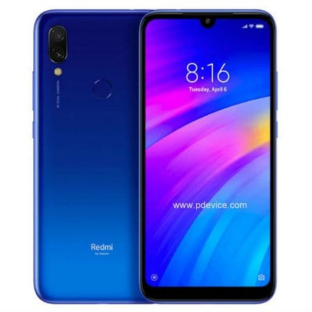 Xiaomi Redmi 7 Smartphone Full Specification