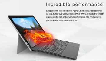 $50 Promo Code for XIDU PhilPad Ultra Notebook, Global Shipping