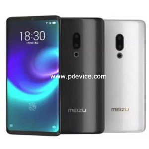 Meizu 17 5G Smartphone Full Specification