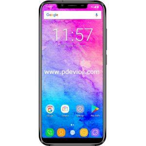 Oukitel U18 Smartphone Full Specification