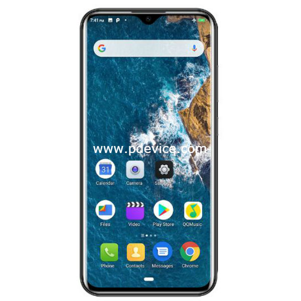 Oukitel Y4800 Smartphone Full Specification