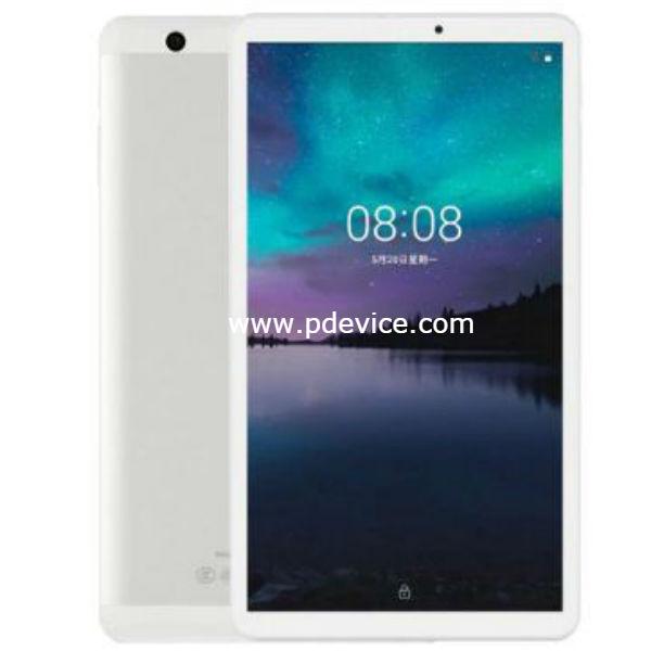 Alldocube iPlay8 Pro Tablet Full Specification