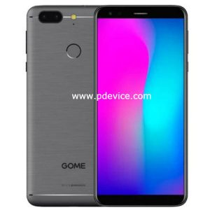 Gome S7 Smartphone Full Specification