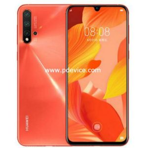 Huawei Nova 5 Pro Smartphone Full Specification