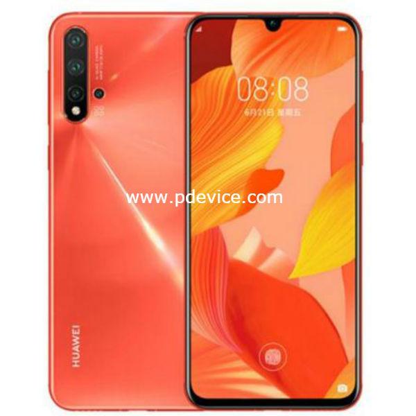 Huawei Nova 5 Pro Smartphone Full Specification