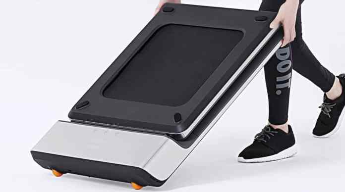 A1 Folding Walking Machine Pad Gym Equipment Fitness from Xiaomi Youpin Gearbest Coupon Code $75
