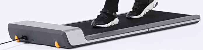 A1 Folding Walking Machine Pad Gym Equipment Fitness from Xiaomi Youpin Promo Code Online