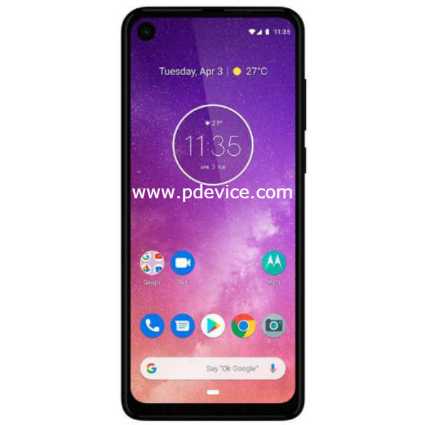 Motorola P50 Smartphone Full Specification