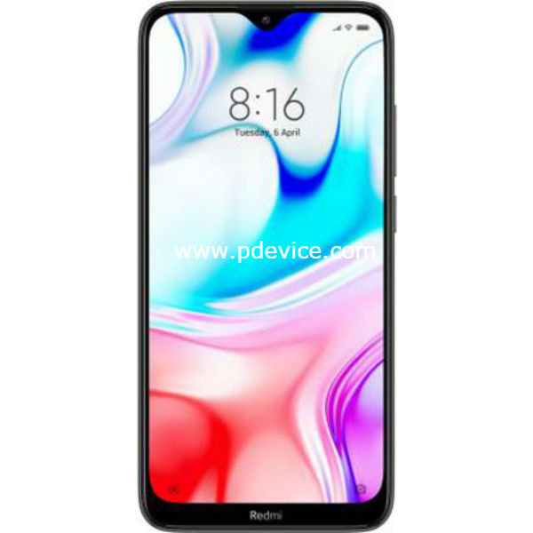 Xiaomi Redmi 8 Smartphone Full Specification