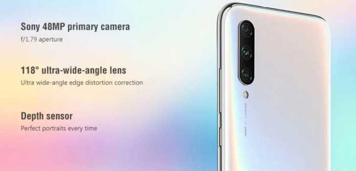 Xiaomi Mi A3 Gearbest $96 promo code
