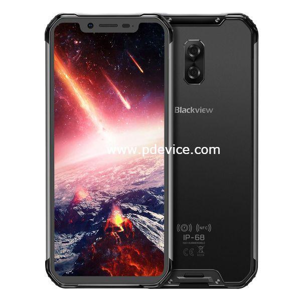 Blackview BV9600 Pro (2019) Smartphone Full Specification