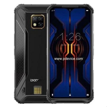 Doogee S95 Pro Smartphone Full Specification