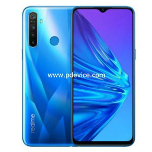 Realme R5 Smartphone Full Specification