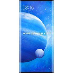 Xiaomi Mi Mix Alpha Smartphone Full Specification