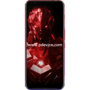 ZTE Nubia Red Magic 3S Smartphone Full Specification