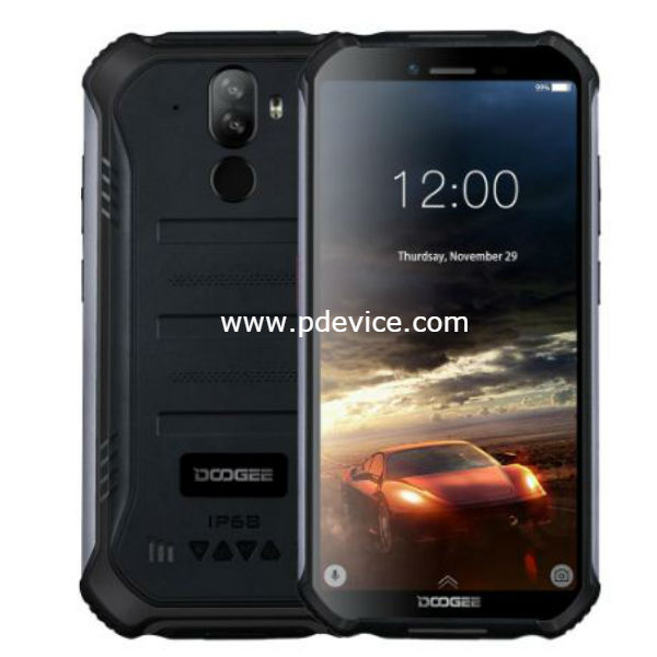 Doogee S40 Lite Smartphone Full Specification