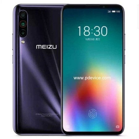 Meizu 16T Smartphone Full Specification