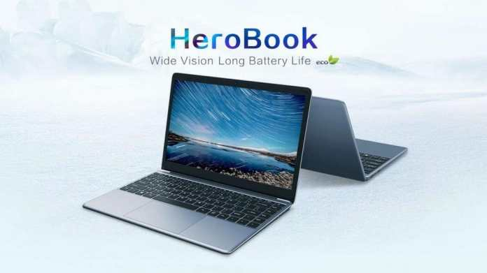 Chuwi HeroBook Deal - Black Friday Offers