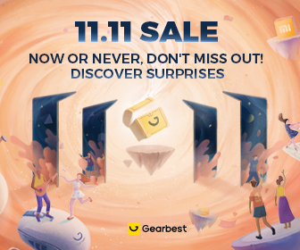 Gearbest Double 11 Sale Online - Big Discounts, Coupon, Deals Online