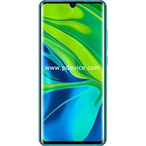 Xiaomi Mi CC9 Pro Smartphone Full Specification