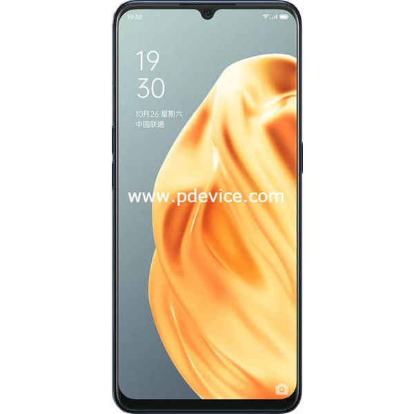 Oppo A91 Smartphone Full Specification