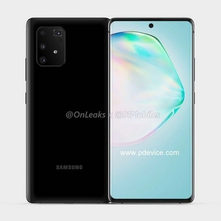 Samsung Galaxy A91 Smartphone Full Specification