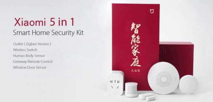 Xiaomi Mijia Smart Home Kit Gateway Window Door Sensors Body Sensor Wireless Switch Coupon Code