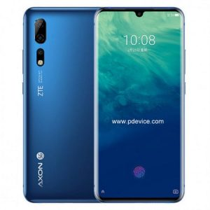 ZTE Axon 10s Pro 5G Smartphone Full Specification