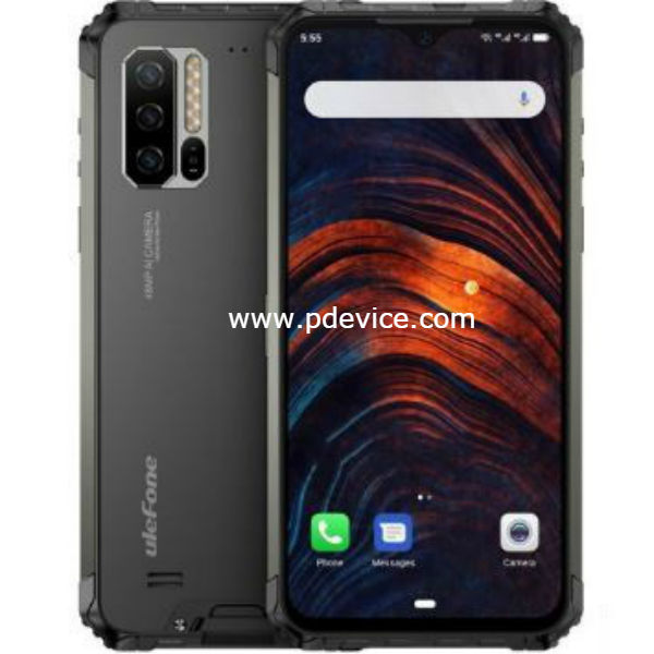 Ulefone Armor X7 Smartphone Full Specification