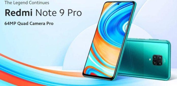 Xiaomi Redmi Note 9 Pro Big Sale - Free Delivery