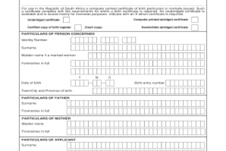 nc birth certificate application » Free Professional Resume ...