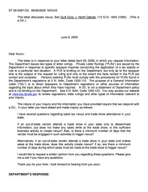 Nexus Letter Fill Printable