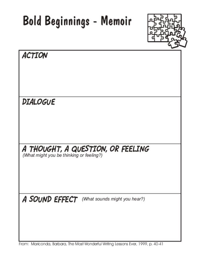 Memoir Template - Fill Online, Printable, Fillable, Blank  pdfFiller