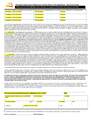 Free Fitness Disclaimer Edit Print Amp Download Fillable Templates In Word Amp PDF Personal