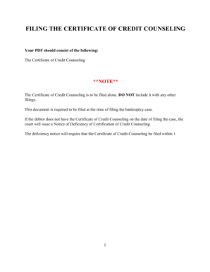 Fillable Online Lamb Uscourts Filing The Certificate Of