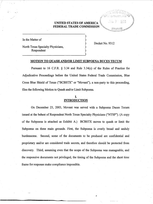 Motion To Quash Warrant Blank Form Texas - Fill Online, Printable