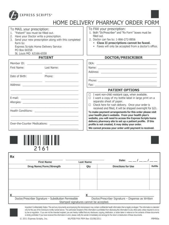 Online Prescription Maker - Fill Online, Printable, Fillable