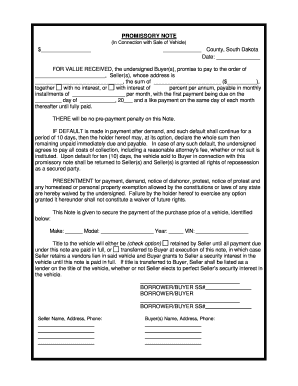 21 Printable Promissory Note California Forms And Templates