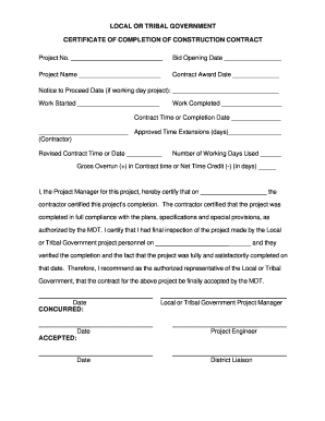 20 Printable Construction Contract Template Free Download