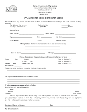 Distributor Agreement For Fmcg Products Edit Fill Out
