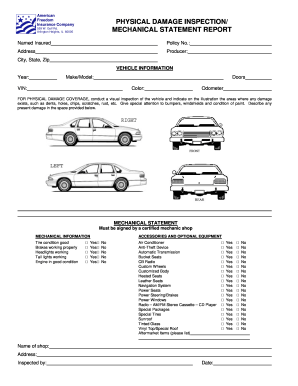 worksheets template of a vehicle check in list opossumsoft worksheets and printables. Black Bedroom Furniture Sets. Home Design Ideas