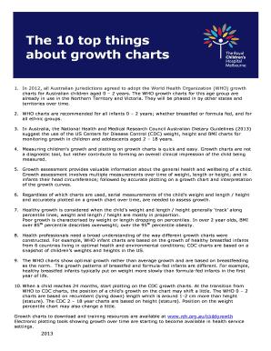 Fillable growth chart interpretation - Edit Online, Print ...