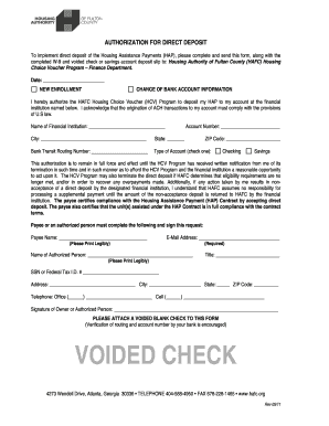Fulton Bank Ach Direct Deposit Authorization Form