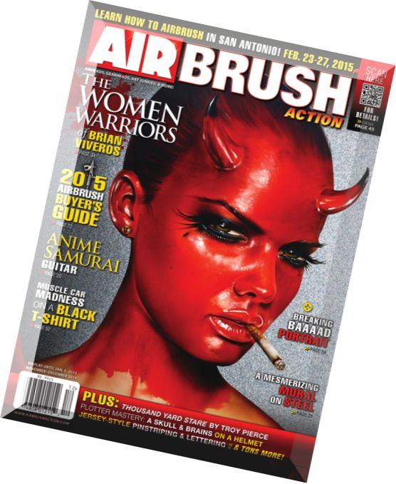 Airbrush Action Magazine Pdf
