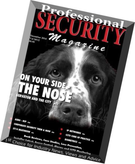 Professional Security Magazine