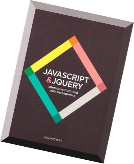 Javascript And Jquery Jon Duckett Pdf