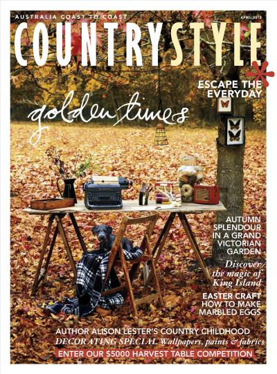 Country French Decorating Magazine Subscription