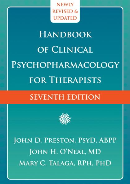 Handbook of Clinical Psychopharmacology for Therapists 7th edition