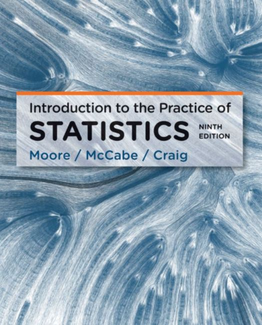 Introduction to the practice of statistics 9th edition pdf free.